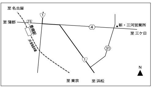 mikawamap